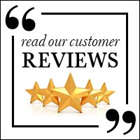 Read our customer reviews to find out why our customers love us!